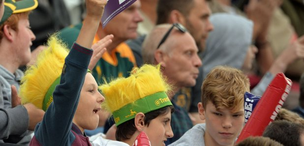Explosive Natwest T20 Blast Action At Trent Bridge - Smooth East