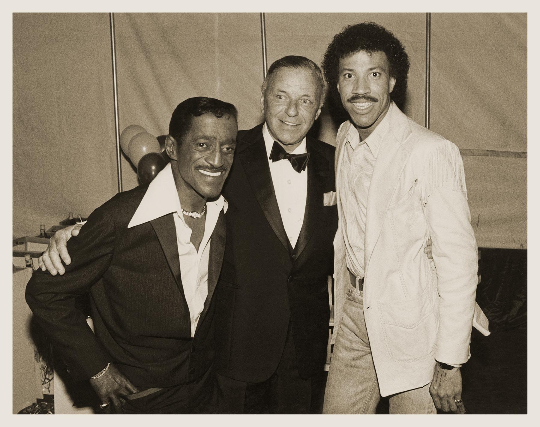 Lionel Richie Frank Sinatra