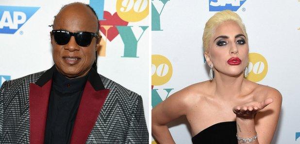 Watch Stevie Wonder And Lady Gaga Sing 'Happy Birthday' To Tony