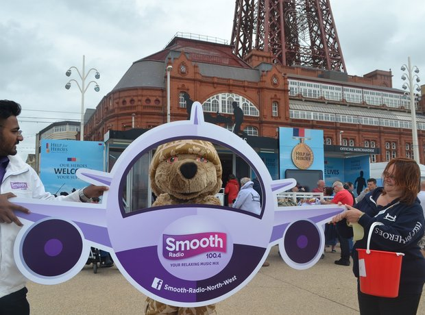 Smooth Team at Blackpool Airshow 2016