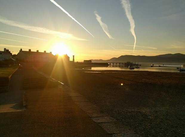 Beautiful Beaumaris from Sally Buckley