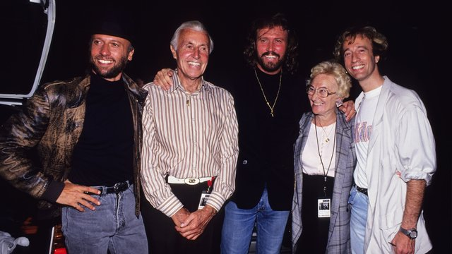 Barbara Gibb Mother Of The Bee Gees Dies Aged 95 Smooth