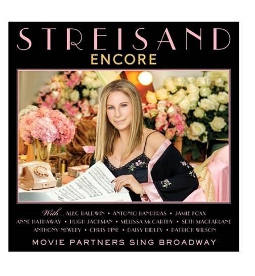 Barbra Streisand Encore album 2016