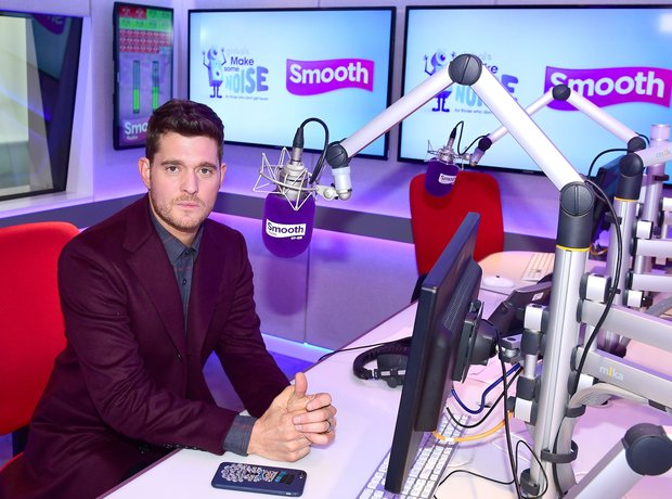 Michael Buble Smooth Radio GMSN 2016
