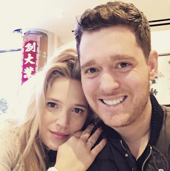 Michael Buble Valentine's Day