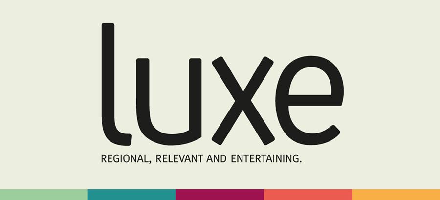 Luxe magazine logo
