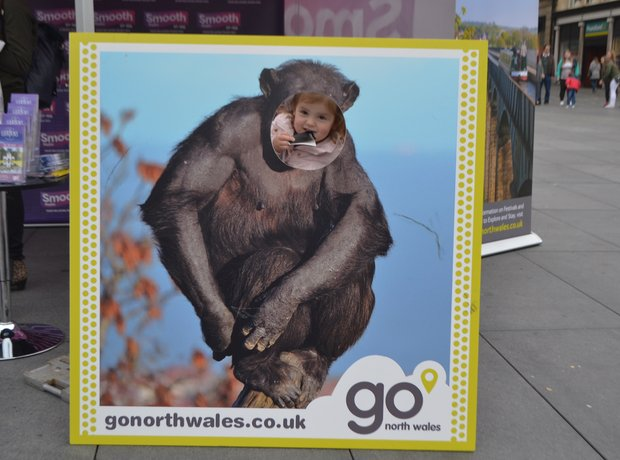 Go North Wales in Liverpool