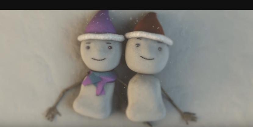 John Lewis fake Christmas ad