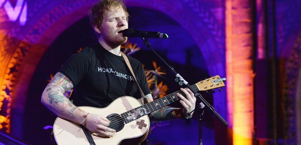 Ed Sheeran Is Back With New Music - Smooth