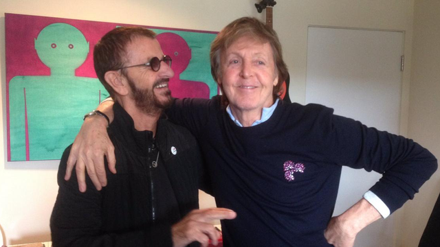 Ringo Starr And Sir Paul McCartney 'Don't Live In Each Other's Pocket' - Smooth