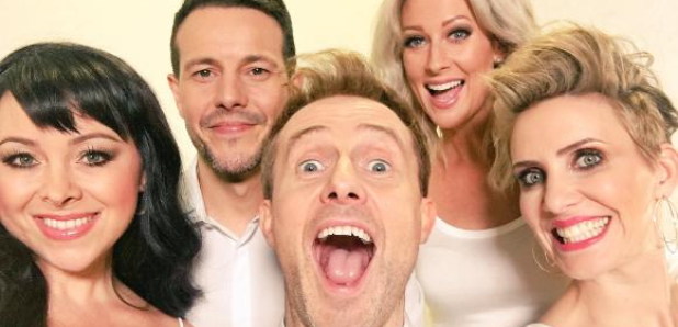 Pop Group Steps Team Up With Abba For 20th Anniversary
