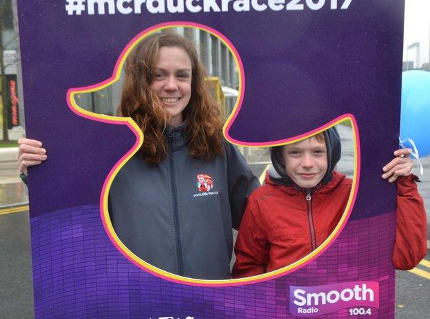 MCR Duck Race 2017