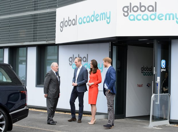 Global Academy Opening - Exit