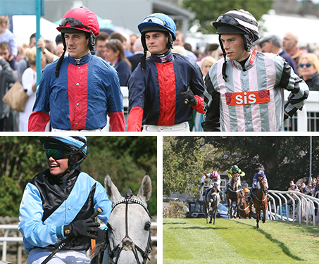 cartmel racecourse images