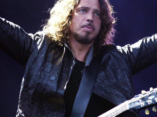 Chris Cornell live in London 2012