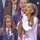 Image 8: Ariana Grande & school kid