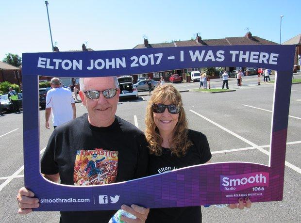 Elton John, Widnes