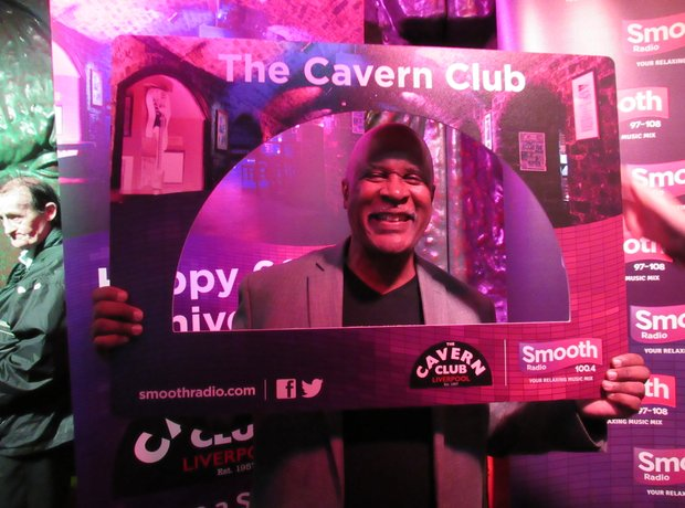 Martha Reeves at The Cavern