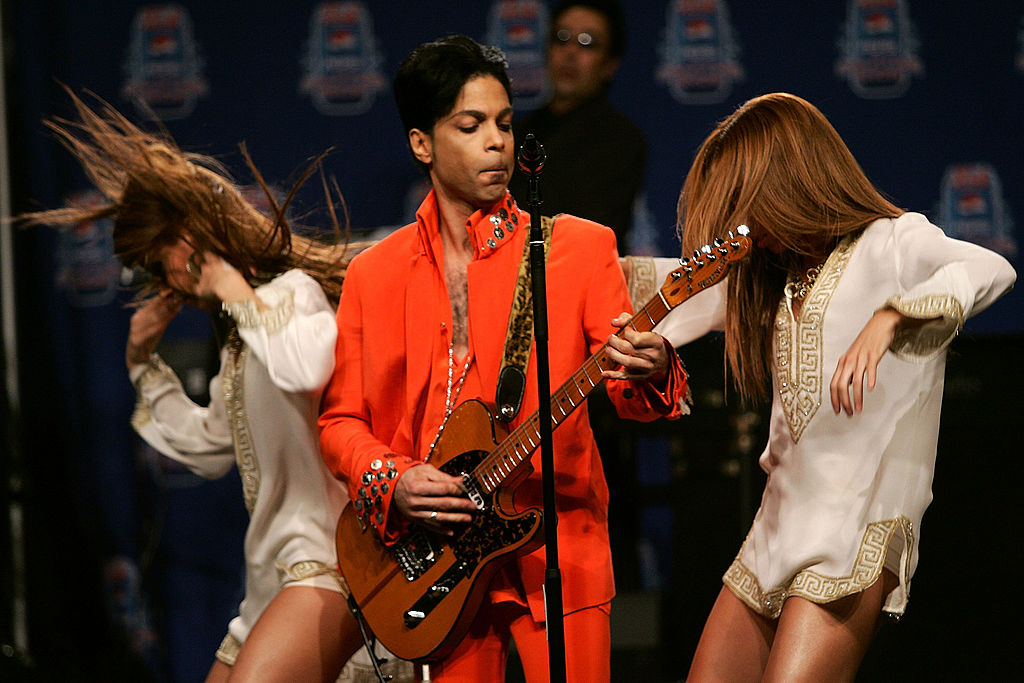 Prince superbowl performance 2007