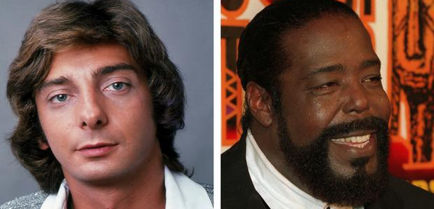 Whose lyrics are these? Barry Manilow or Barry White? - Smooth