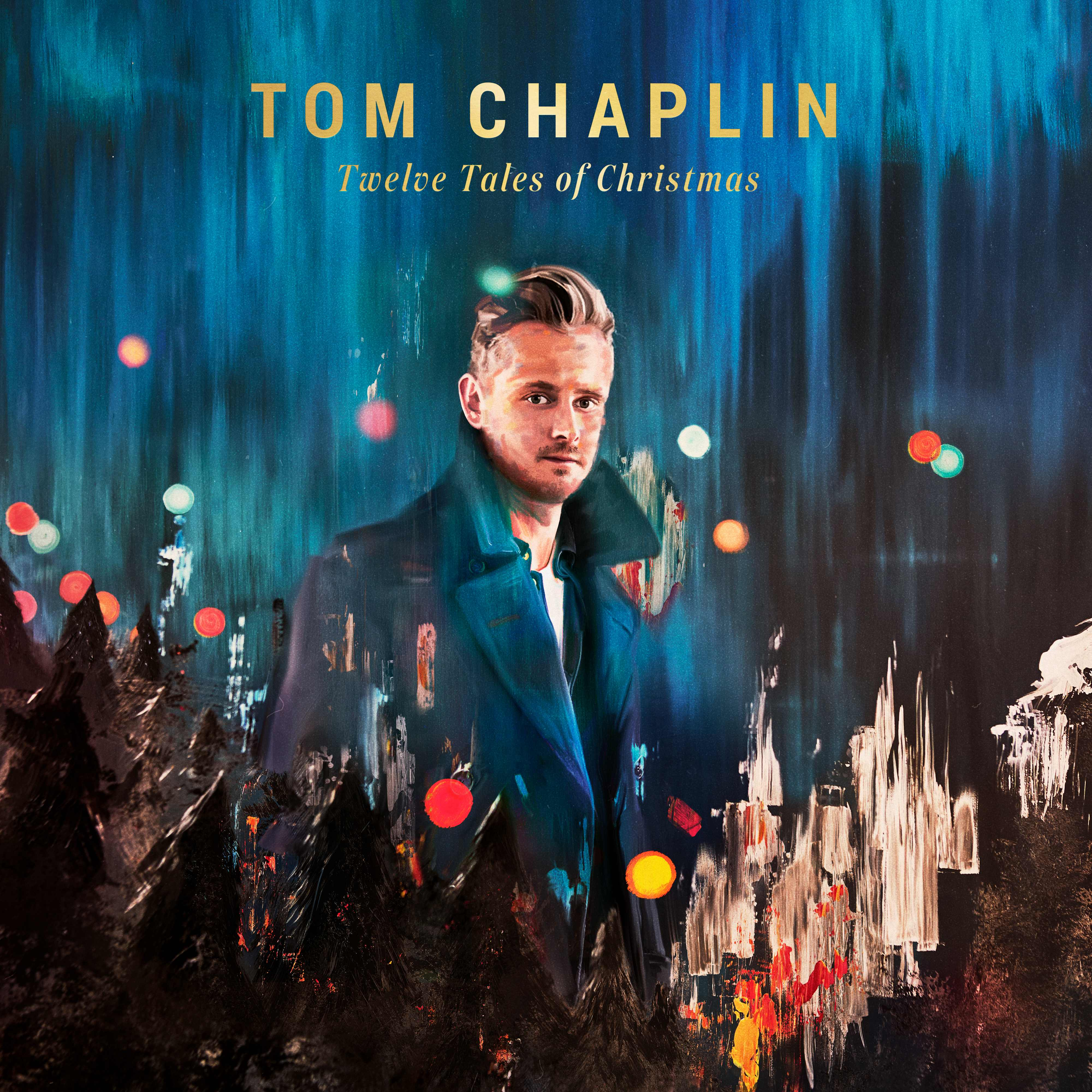 Christmas Album Cover Images.Keane S Tom Chaplin Is Releasing A Christmas Album