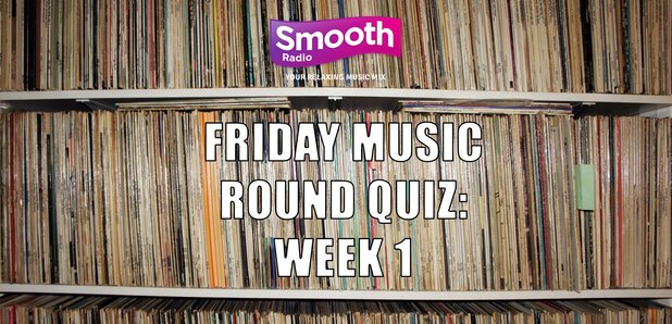 Are you a pub quiz master? Try The Friday Music Round Quiz