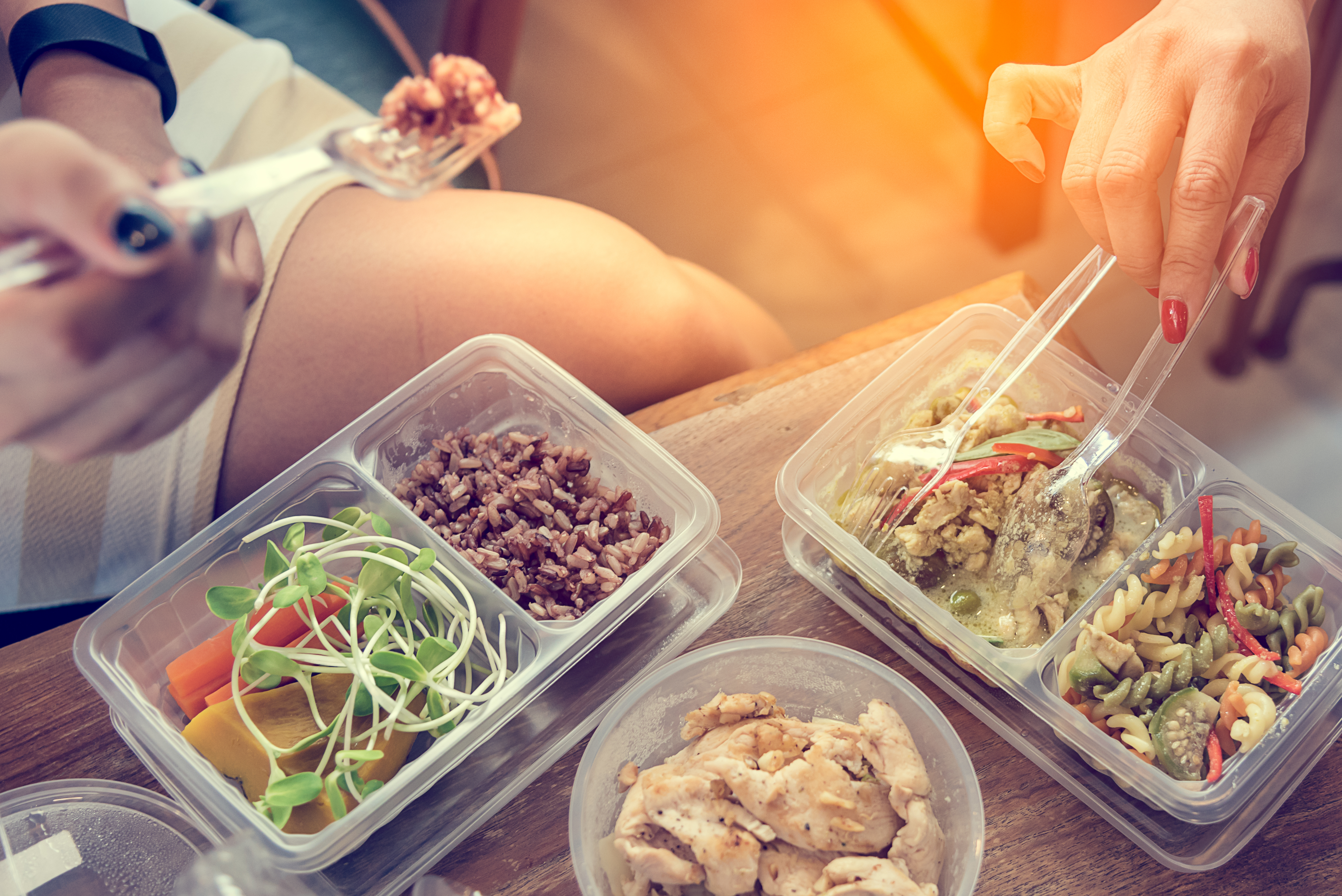Most Takeout Containers Water Bottles And Plastic Tubs Or Jars Made To Hold Margarine Yogurt Whipped Topping Foods Such As Cream Cheese