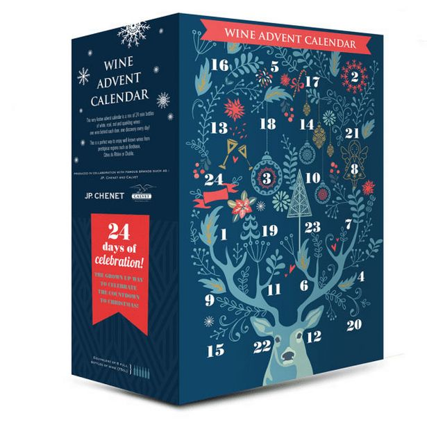 Aldi wine advent
