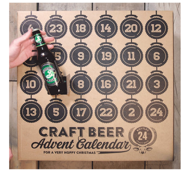 Craft beer calendar