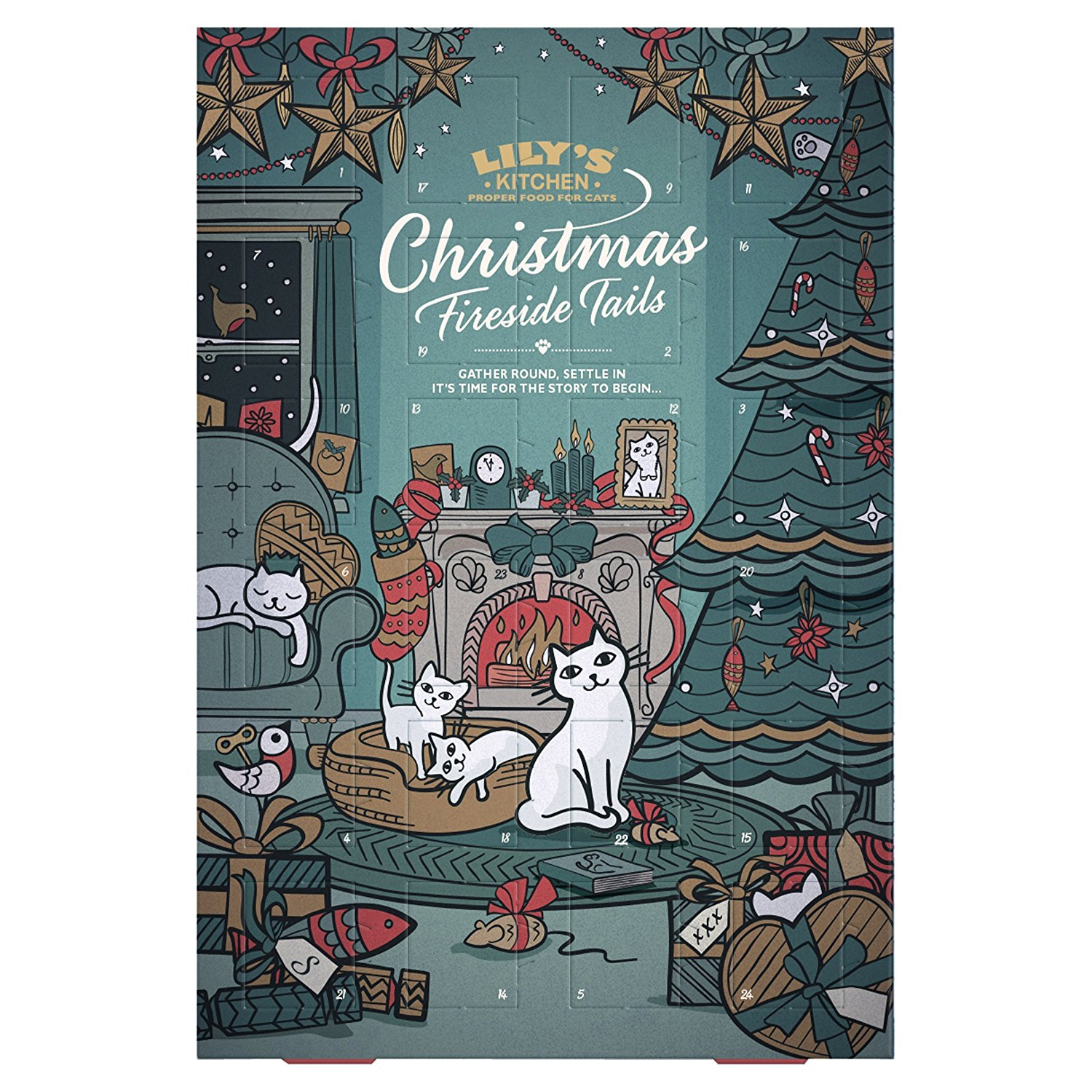 Lily's Kitchen advent calendar