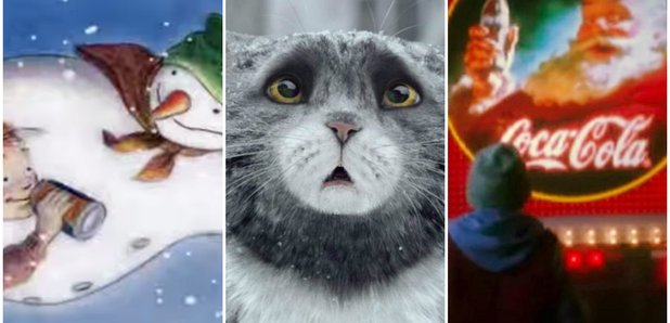 Christmas TV adverts: The 10 greatest ever