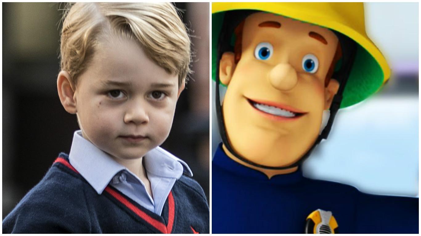 Fireman Sam / Prince George