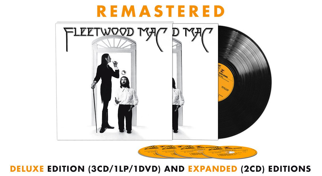 Fleetwood Mac - remastered album