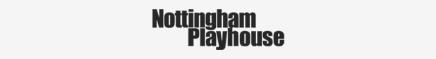 notingham playhouse logo