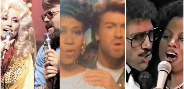 8 of the greatest duets from the 1980s - Smooth