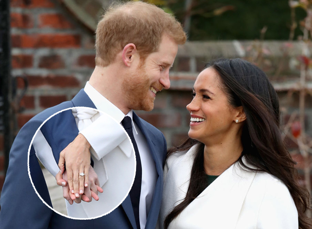 Prince Harry and Meghan Markle Ring Asset