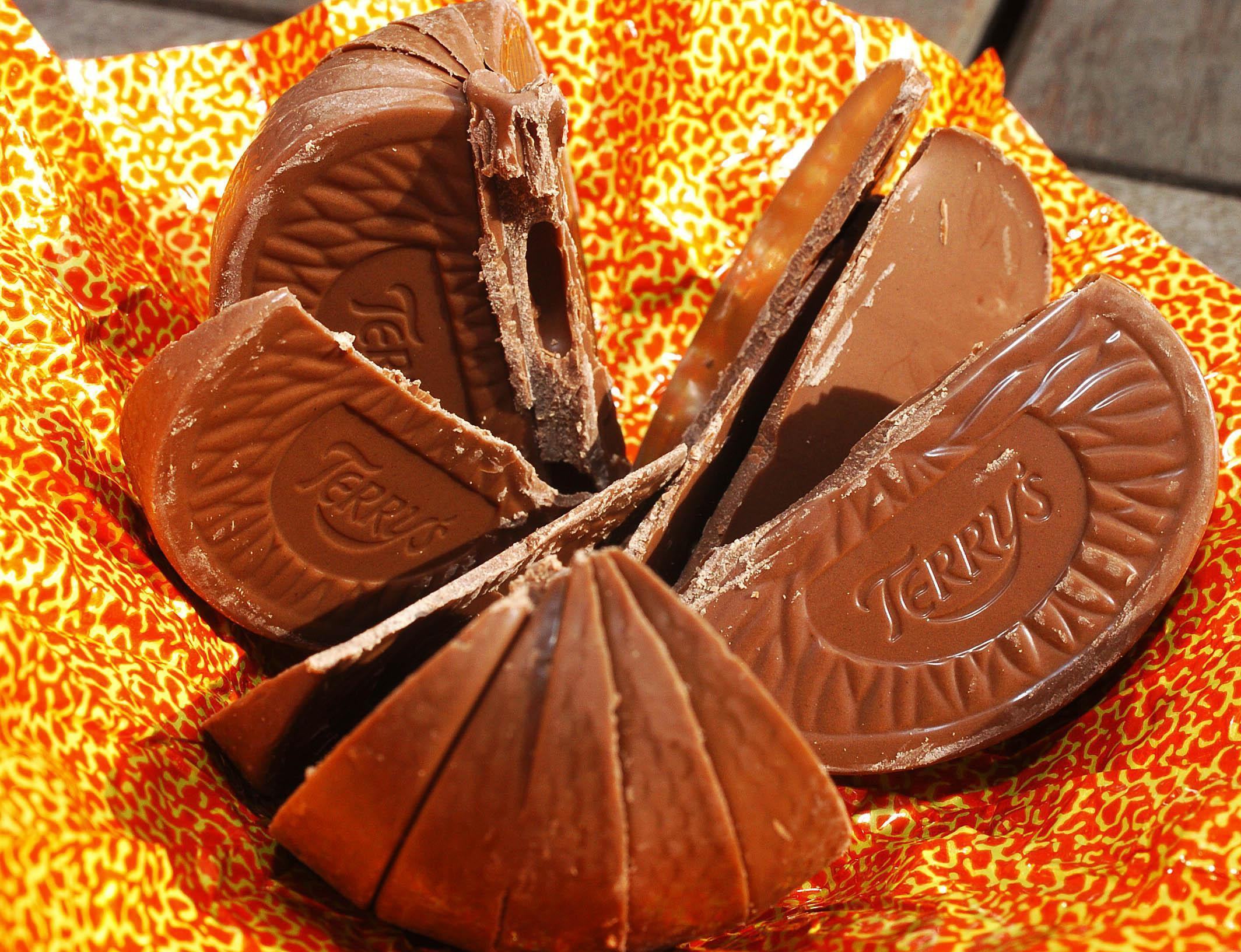 Terry's Chocolate Orange