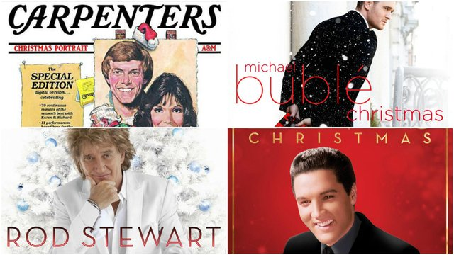 Carpenters Christmas Portrait.11 Must Have Christmas Albums Everyone Should Have In Their