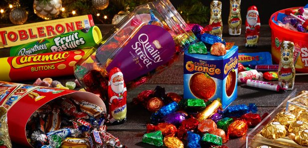 Christmas Sweets.The Nation S Favourite Christmas Sweet Is Revealed And It S