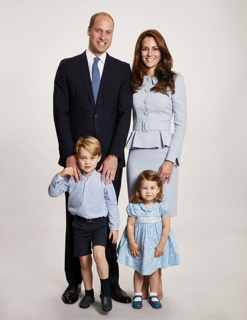 Royal Christmas card 2017