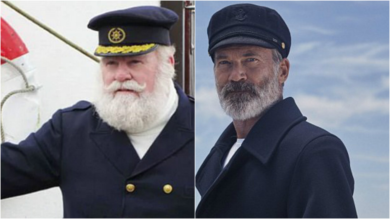 Captain Birdseye