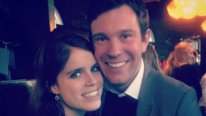 Princess Eugenie
