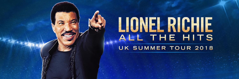 Lionel Richie tour