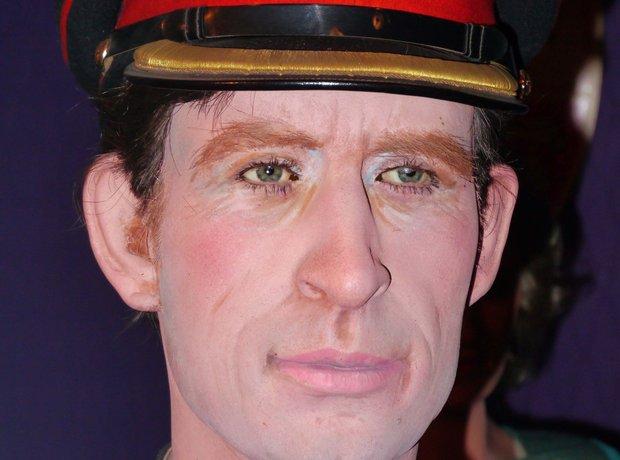 Prince Charles waxwork