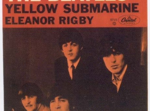 The Beatles - Eleanor Rigby