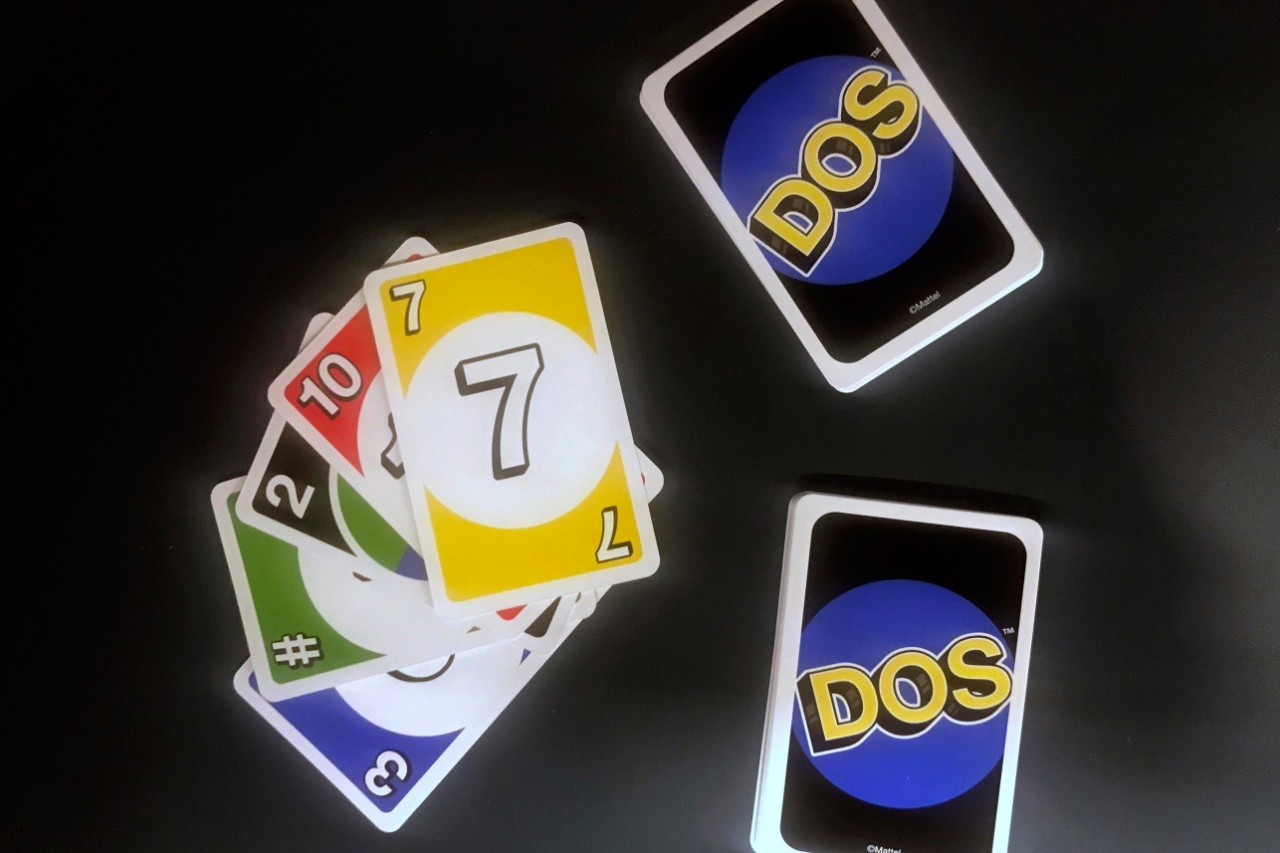 Card Game Uno Is Getting A Spinoff Dos Heres How To Play It Smooth