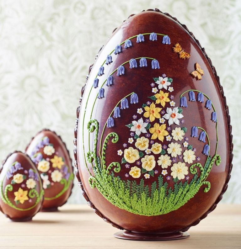 Luxurious Easter Eggs 2018