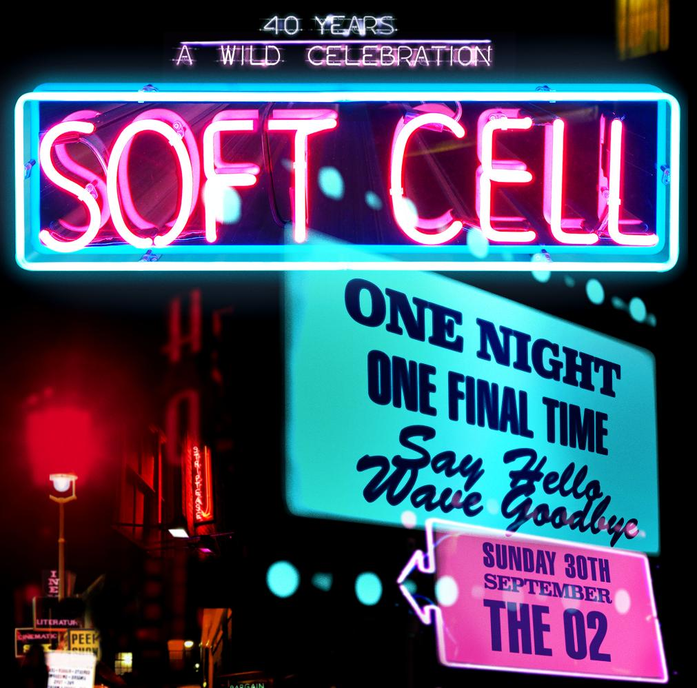 Soft Cell poster