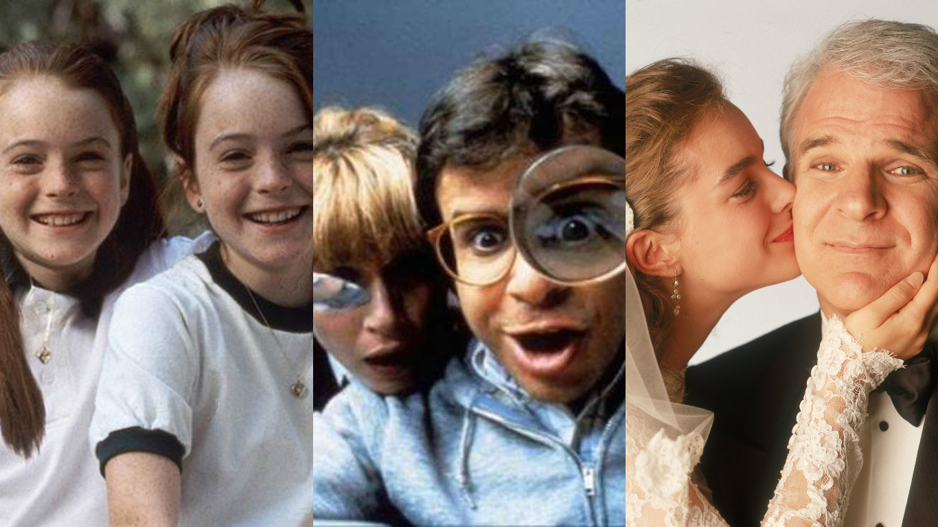 The Parent Trap / Honey I Shrunk the Kids / Father