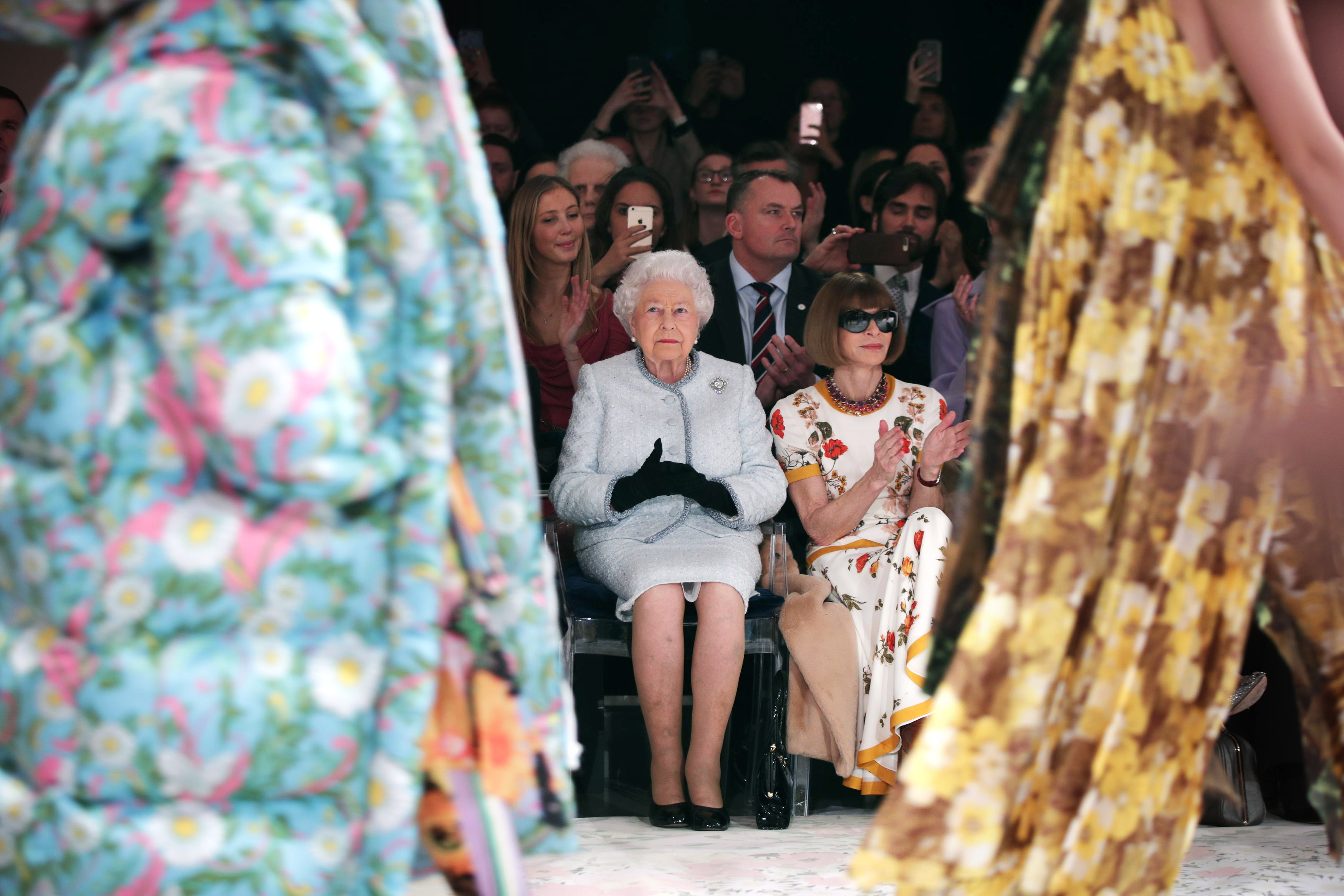 The Queen Elizabeth, London Fashion Week